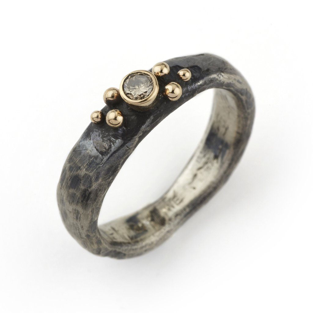 Antique Single ring by Birdie