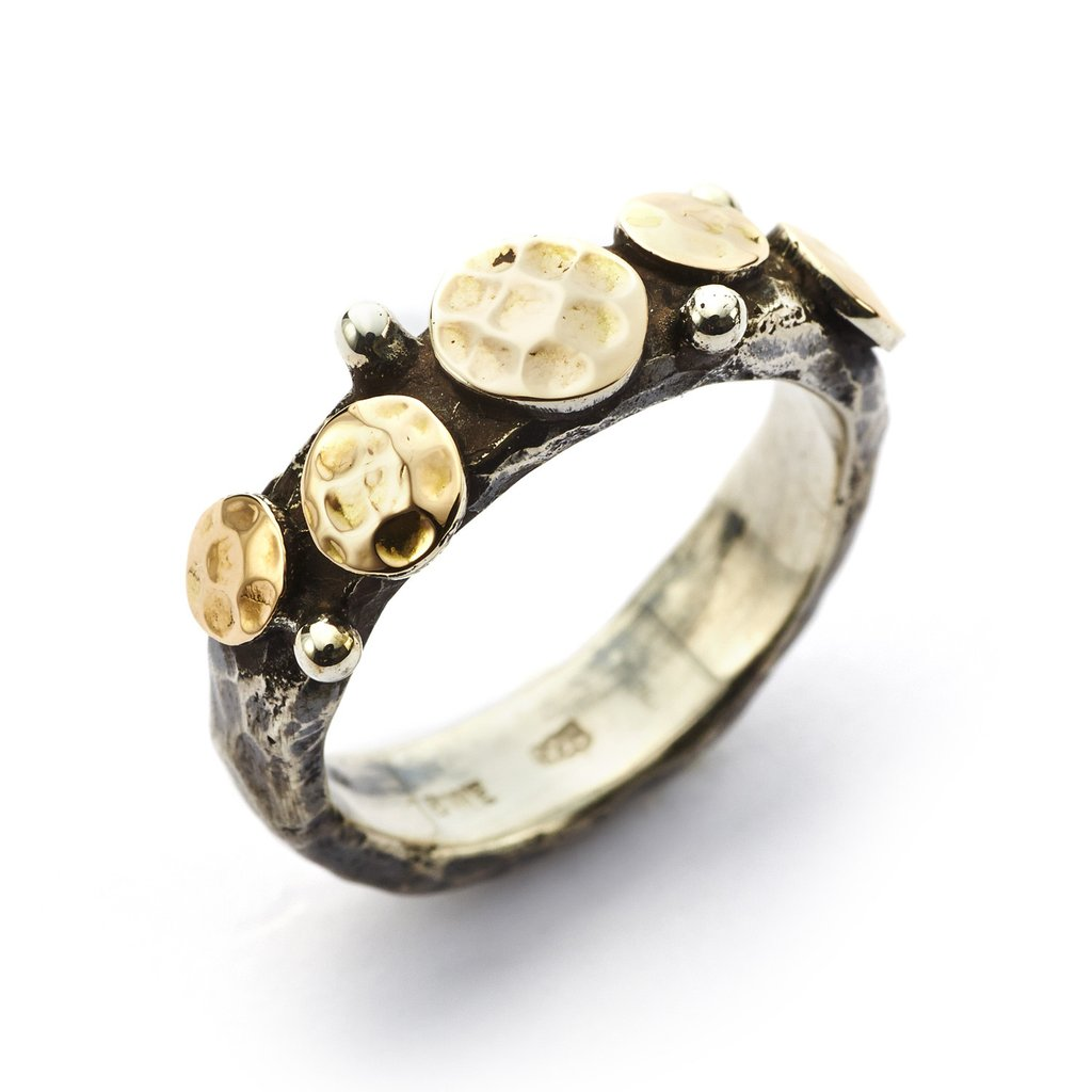 Comet Plain ring By Birdie