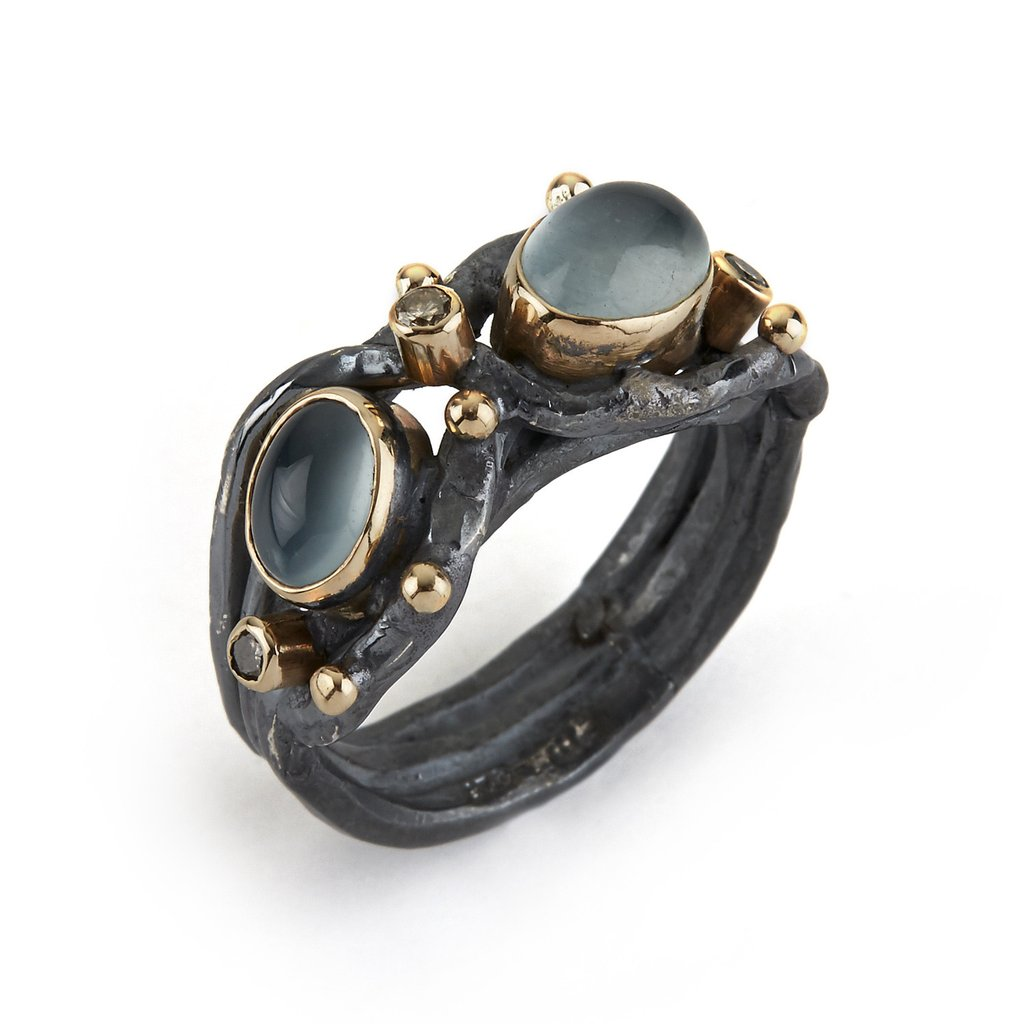 Comino Rock ring by Birdie