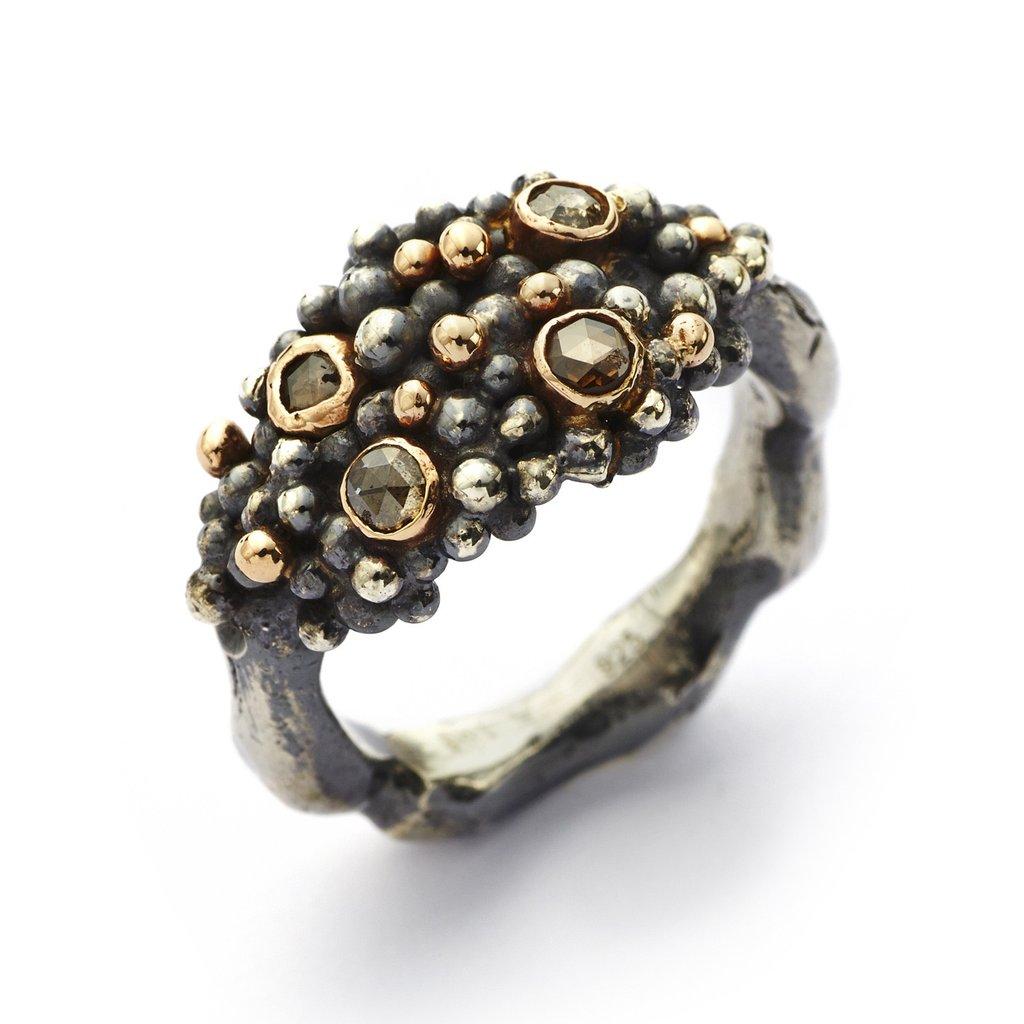 Eris ring by Birdie