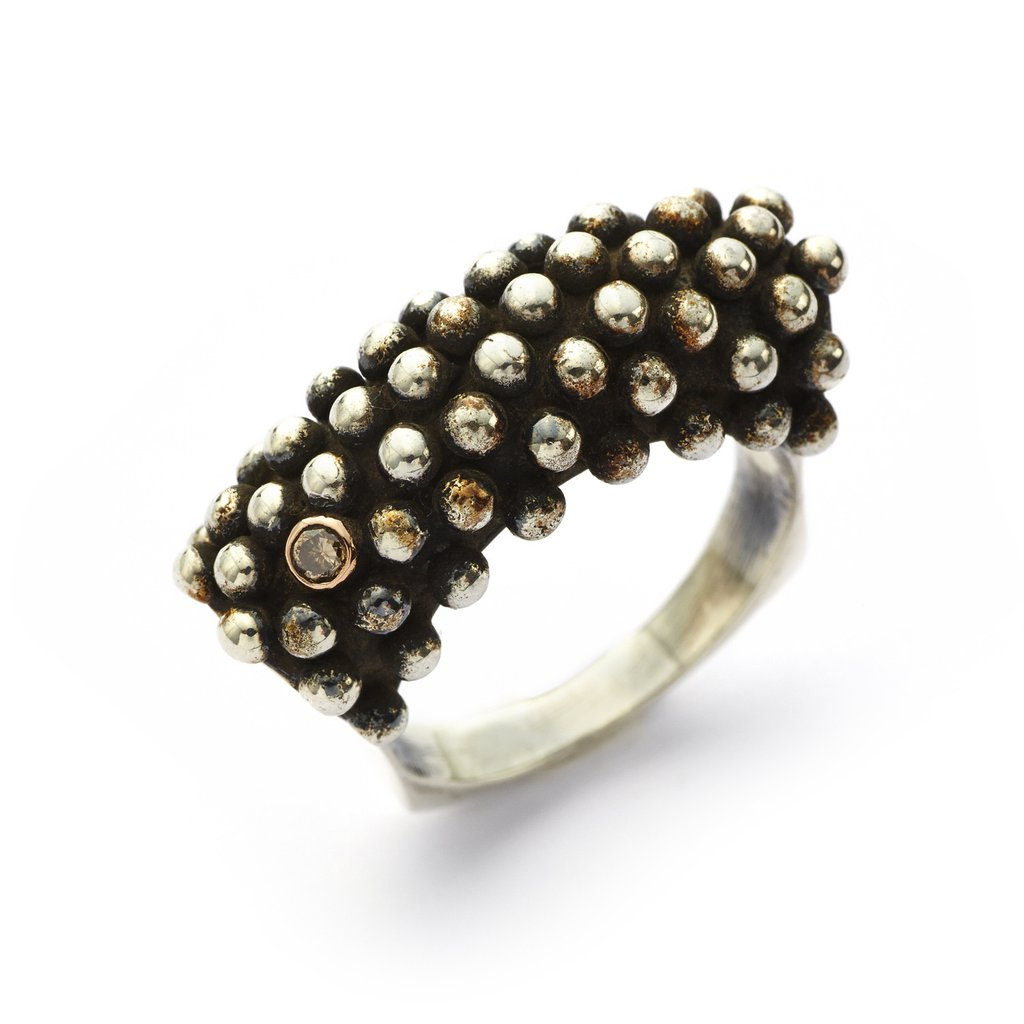 New York By Night ring by Birdie