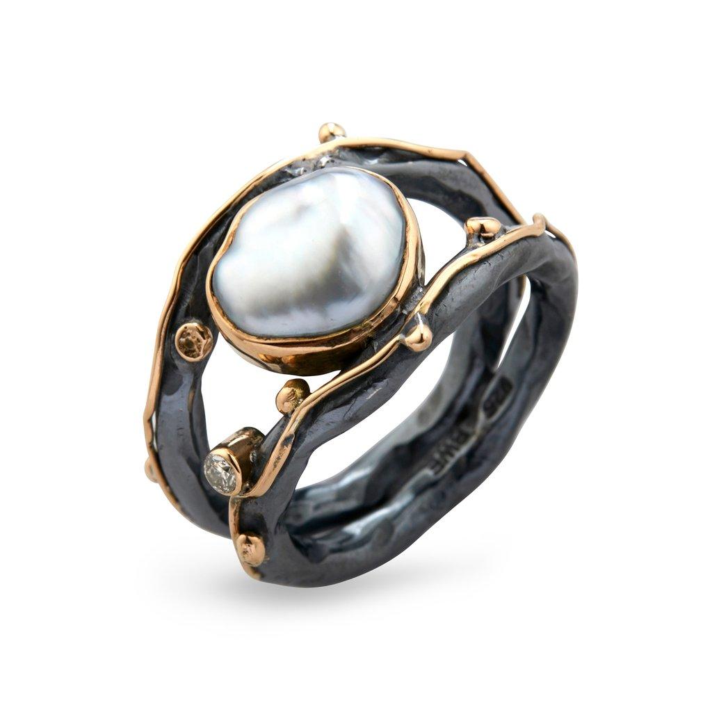 Dubeca Keshi ring By Birdie