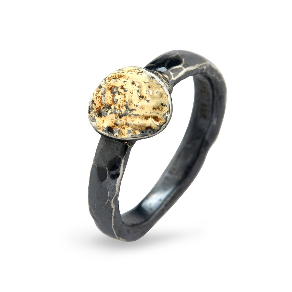 Sif Coin ring By Birdie
