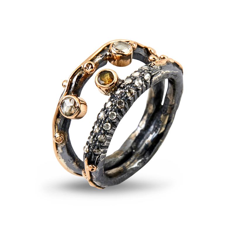 Dubeca Superoir ring By Birdie